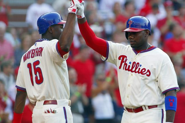 Philadelphia Phillies Early Potential Opening Day Starters