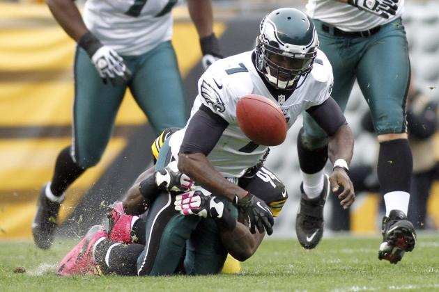 Philadelphia Eagles: 10 Most Disappointing Players in 2012