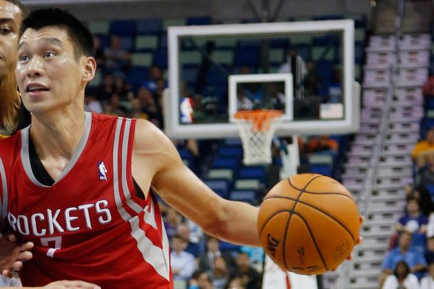 5 Things We Learned from Jeremy Lin and James Harden's Rockets Debut