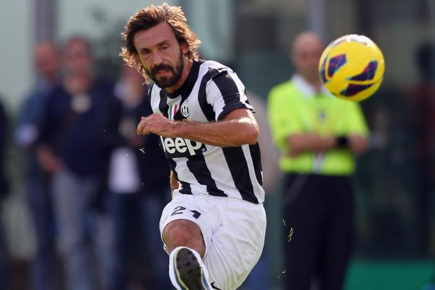 Juventus: 4 Reasons Why Andrea Pirlo Should Win Ballon D'Or
