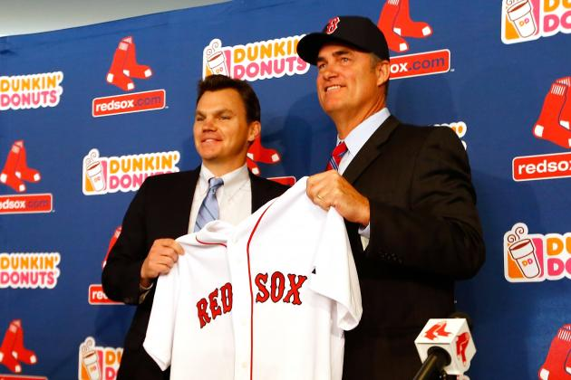 Boston Red Sox Offseason Tracker: Latest Trade Rumors, Free-Agency News