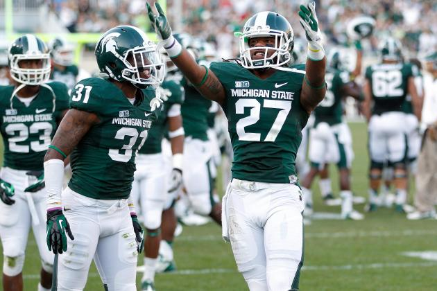 Michigan State Football: 5 Keys to the Game vs. Nebraska