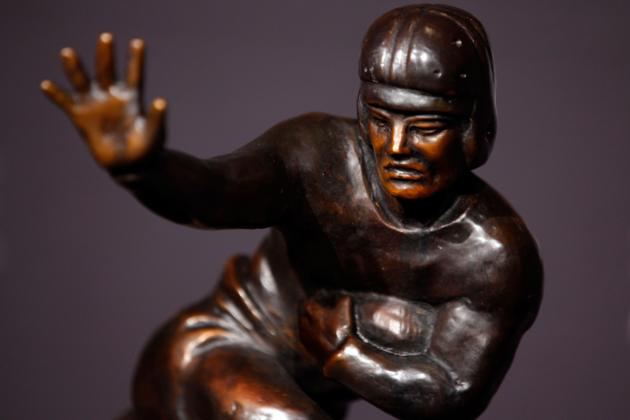 Predicting the Winner of Every Major College Football Award
