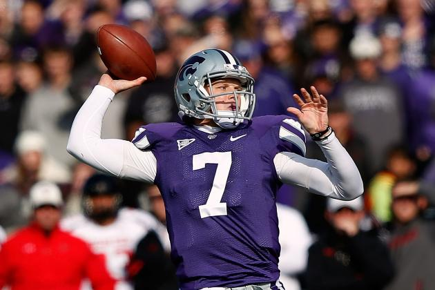 Big 12 Football: Week 10's Game-by-Game Picks and Predictions