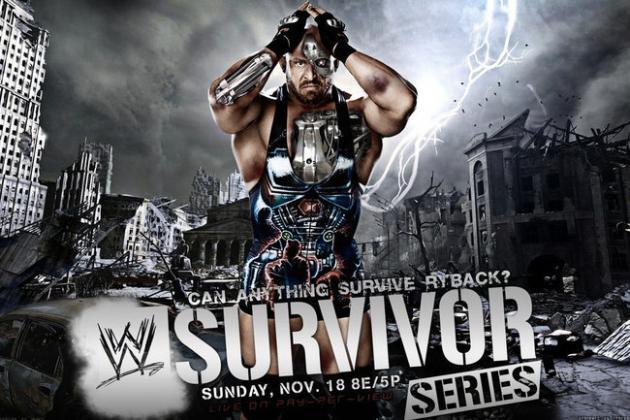Ryback's Survivor Series Debut: Comparison with 8 Past Superstars