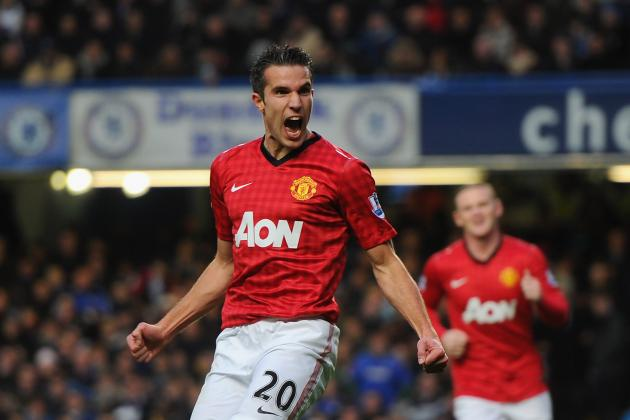 Manchester United: The 6 Best Players in October 2012