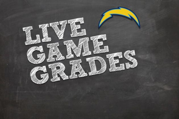 Chiefs vs. Chargers: Final Game Grades and Player Analysis for San Diego
