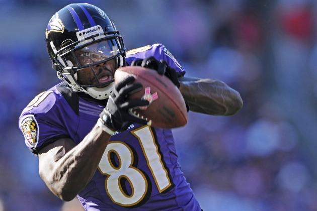 Fantasy Football Rankings: 5 Wide Receiver Sleepers for Week 9