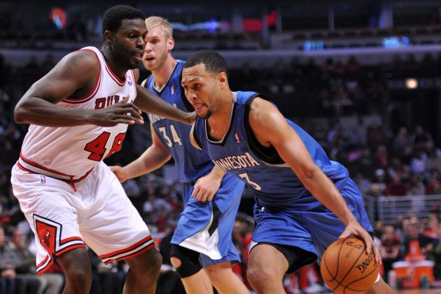 NBA Preview 2012-13: 8 Questions for the Minnesota Timberwolves