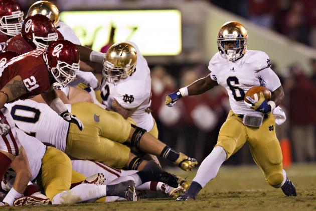 Notre Dame Football: 5 Matchups to Watch vs. Pittsburgh Panthers
