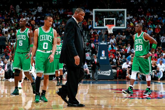 Complete Health Status for Every Boston Celtics Player in 2012-13