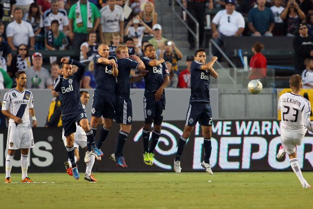 2012 MLS Playoffs: What to Watch for in Galaxy vs. Whitecaps