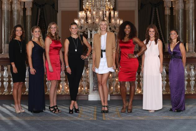 WTA Top 10: Report Cards for 2012