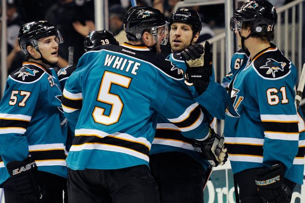 2012-13 San Jose Sharks: Predicting the Opening Night Lines
