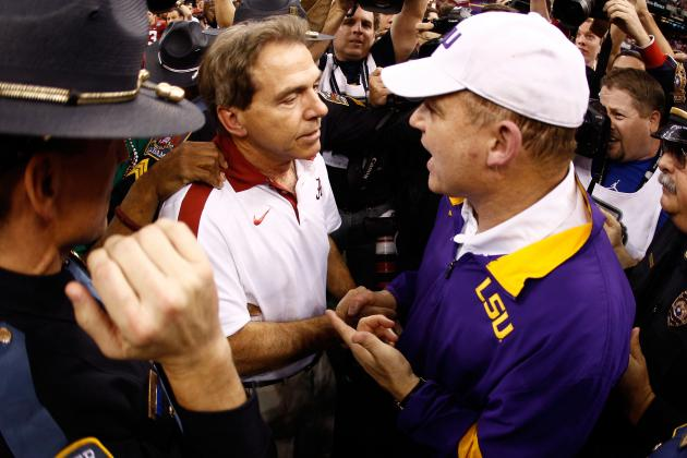 Alabama vs. LSU: Predicting Stats and Outcome for SEC Game of the Week