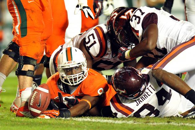 Miami Football: Winners and Losers from the Week 9 Game Against the Hokies