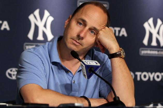 New York Yankees: 7 Ways Brian Cashman Botched the Current Roster