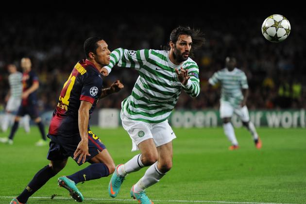 Celtic vs. Barcelona: Bold Predictions for Champions League