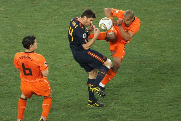 Craziest On-Pitch Moments in World Football