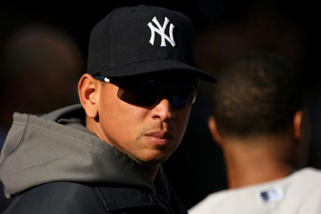 Vernon Wells, Alex Rodriguez and the 10 Worst Free Agent Deals of the Decade