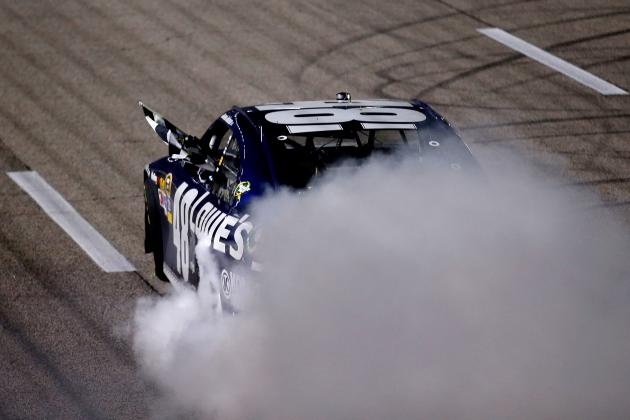 NASCAR Sprint Cup at Texas: 8 Reasons Jimmie Johnson Pulled out a Victory