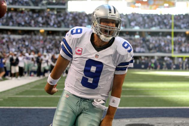 Odds on Who'd Replace Tony Romo as Dallas Cowboys Starting QB in 2013