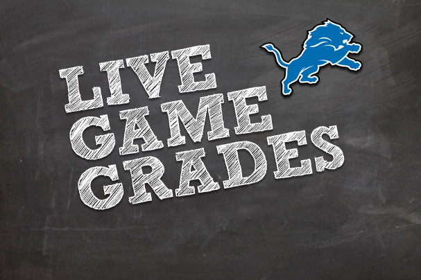Lions vs. Jaguars: Final Report Card, Player Grades for Detroit