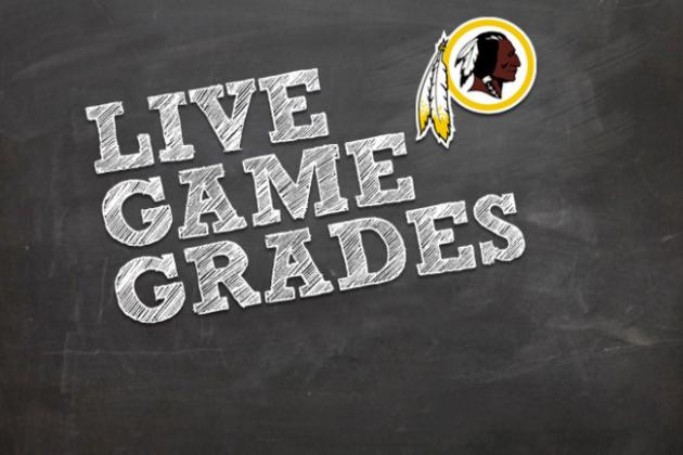 Panthers vs. Redskins: Live Game Grades, Analysis for Washington