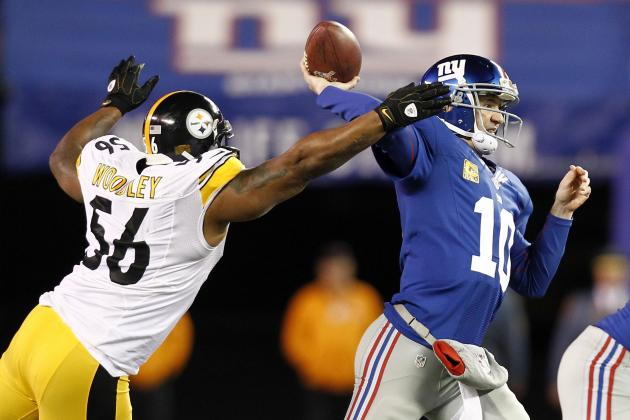 Steelers vs. Giants: Final Report Cards, Player Grades for New York