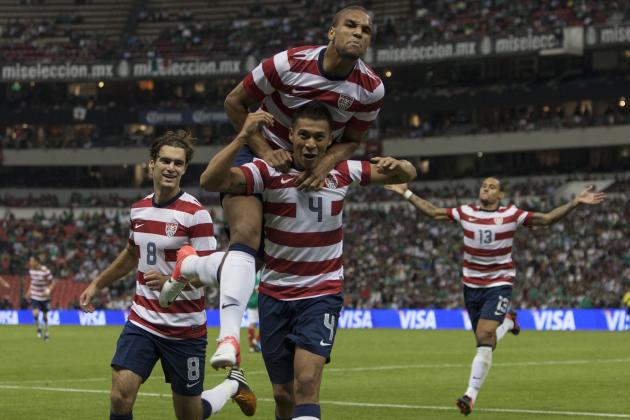 USA or Mexico: Which CONCACAF Giant Is Stronger Heading into the Hexagonal?
