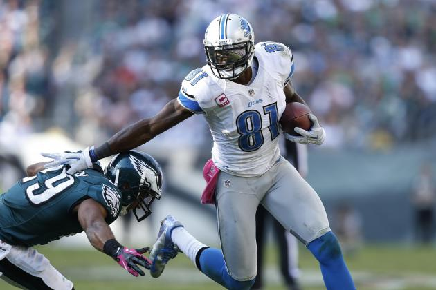 NFL Fantasy Football Week 9: Ranking QBs, RBs and WRs from Top to Bottom