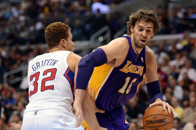Clippers vs. Lakers: Postgame Grades and Analysis