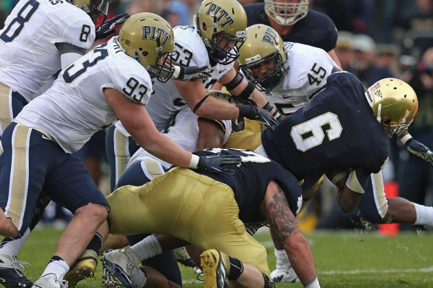 Notre Dame: 10 Things We Learned from the Fighting Irish's Win vs. Pitt