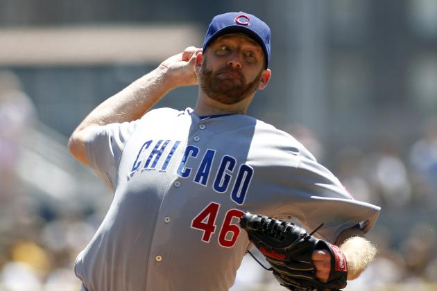 Ryan Dempster Cubs Rumors: Return to Chicago Is the Perfect Move for Veteran