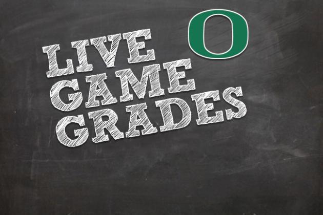 Oregon vs. USC: Postgame Grades from Ducks' Win vs. Trjoans