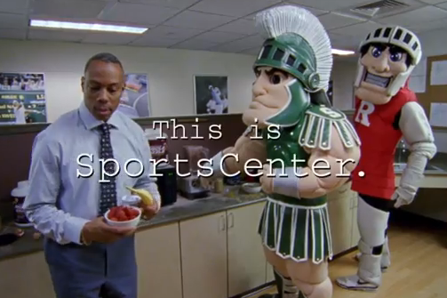 The 10 Funniest 'This Is SportsCenter' Commercials