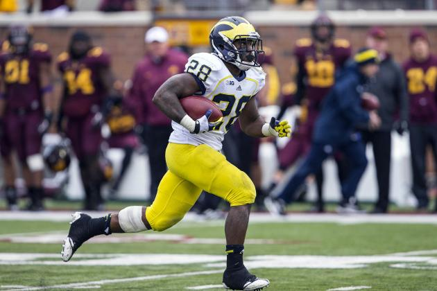 Michigan vs. Minnesota: Postgame Grades from the Wolverines' Win vs. the Gophers