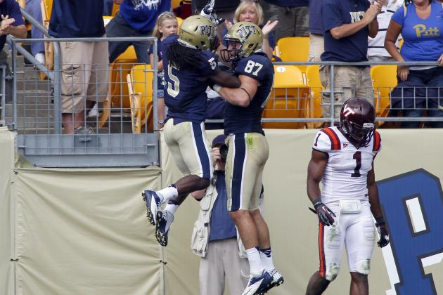 Pitt Panthers Football 2012: 5 Keys to Victory over No. 3 Notre Dame
