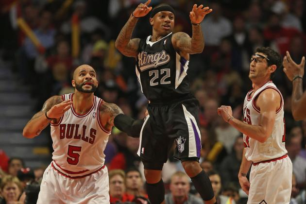 5 Troubling Signs from the Chicago Bulls' Early Season Games