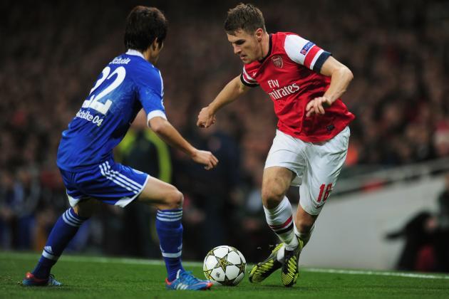 Schalke vs Arsenal: 6 Bold Predictions for the Champions League Clash