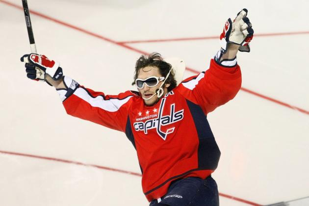 Alex Ovechkin: 25 Most Ridiculous Moments of the Capitals Superstar's Career