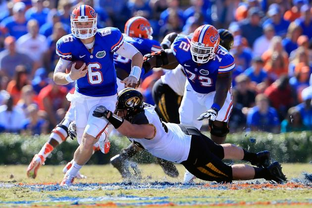 Missouri vs. Florida: 10 Things We Learned from the Gators' Win vs. Missouri