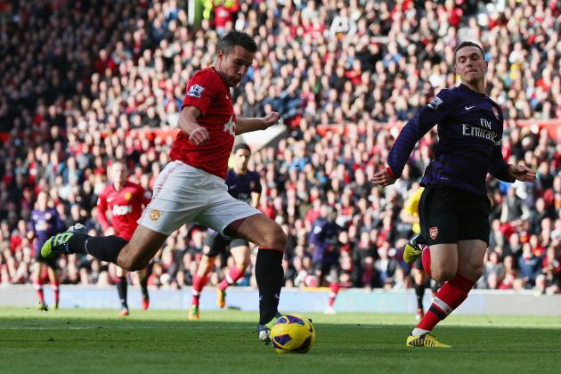 Manchester United vs. Arsenal: 10 Lessons Learned from United's Victory