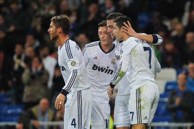 Real Madrid vs. Real Zaragoza: 6 Things We Learned in 4-0 Bernabeu Win
