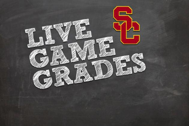 Oregon vs. USC: Postgame Grades from Trojan's Loss vs. the Ducks