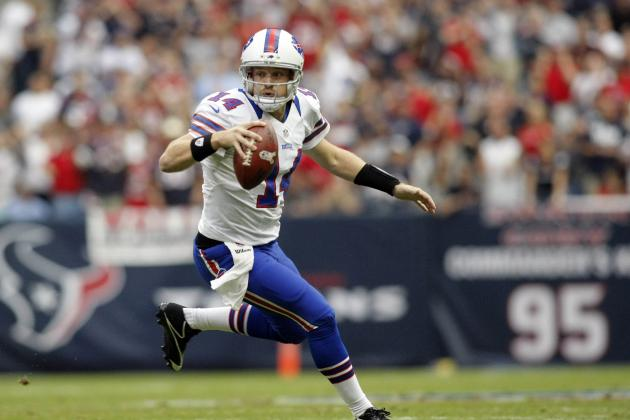 Buffalo Bills Red Zone Issues Are Key in 21-9 Loss to Houston Texans