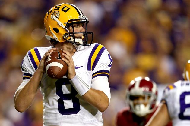 Alabama vs. LSU: Postgame Grades from Tigers' Loss vs. Crimson Tide