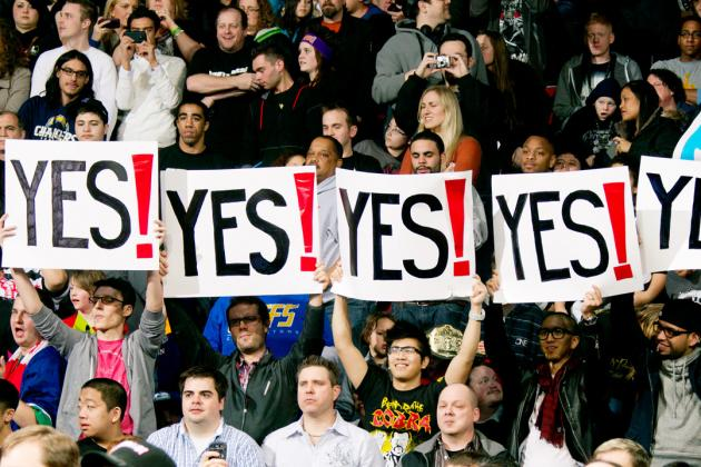 7 Reasons Why WWE Fans Should Be Hopeful for the Future