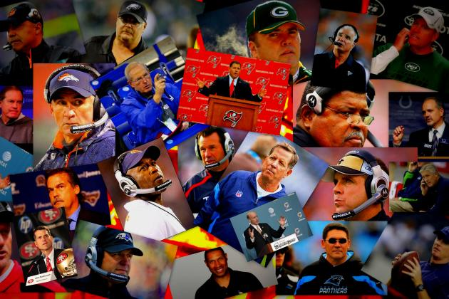 NFL Hot Seat Update: Gauging Every Head Coach After Week 9