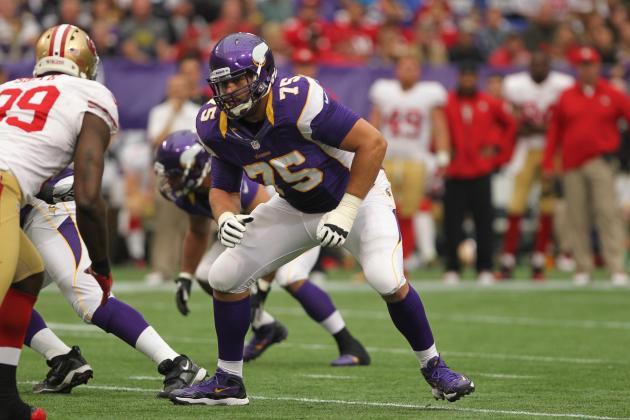 Re-Drafting Minnesota Vikings' 2012 Draft After First Half of NFL Season